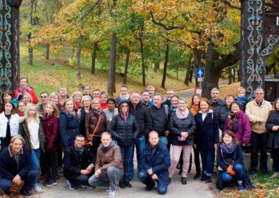 Lähettipäivät Unkarin Gödöllössä
