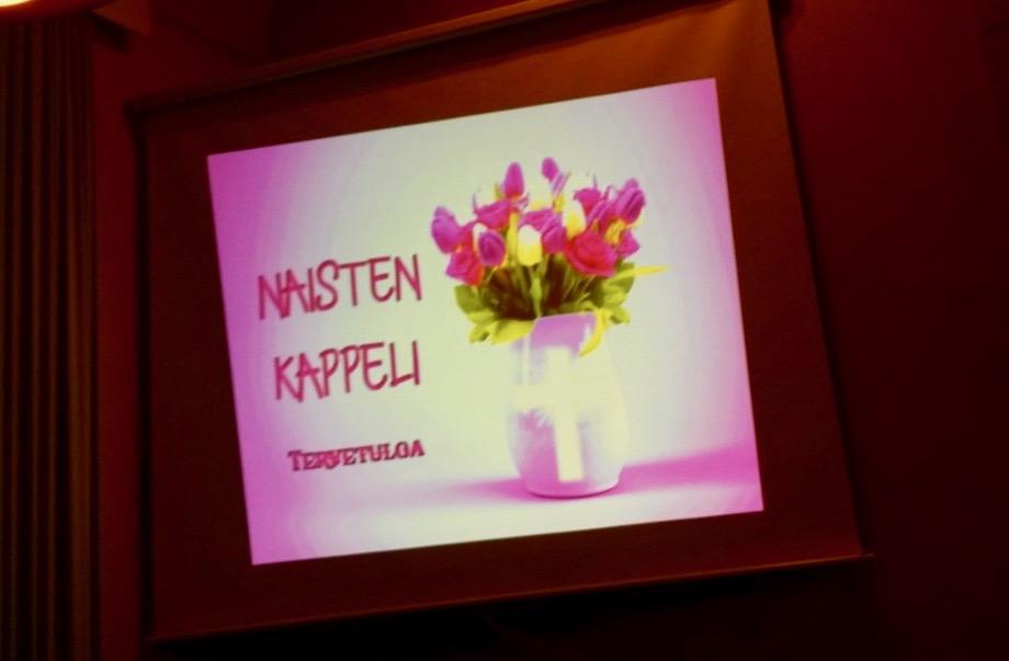 2.2.2019 Naisten Kappeli